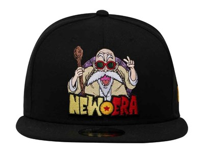Kamesennin Roshi Dragon Ball Z Black 9FIFTY Cap