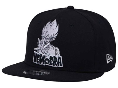 Goku Super Sayan Dragon Ball Z Navy 9FIFTY Cap