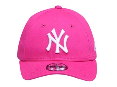 New York Yankees MLB Pink 9FORTY Child Kids Cap