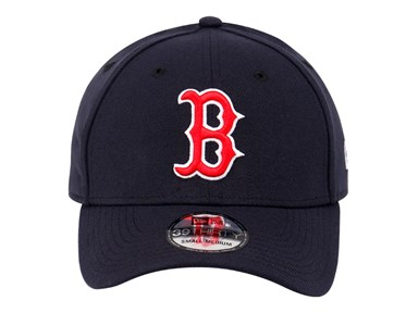 Boston Red Sox MLB Navy Team Classic 39THIRTY Cap