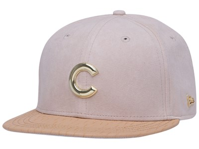 Chicago Cubs MLB Gold Badge Stone 9FIFTY Cap