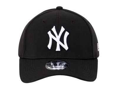 New York Yankees MLB League Basic Black 39THIRTY Cap
