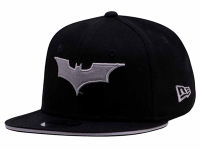Batman DC Boys Classic Team Snap Black 9FIFTY Child Cap