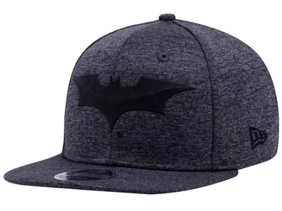 Batman DC Concrete Jersey Graphite Black 9FIFTY Cap