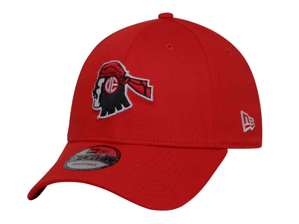 University of the East Red Warriors UAAP Red 9FORTY Cap. The New Era® ... 309c22fc67