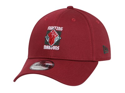 University of the Philippines Fighting Maroons UAAP Maroon 9FORTY Cap ... efa77084ae8b