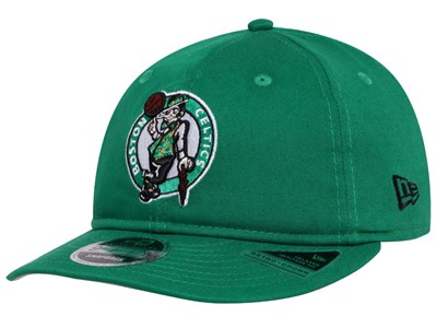Boston Celtics NBA Team Choice Retro Green 9FIFTY Cap