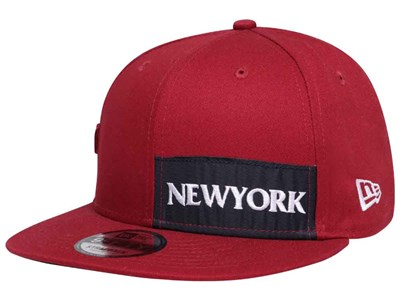 New Era New York Adaptable Utility Cardinal 9FIFTY Cap (LAST STOCK)