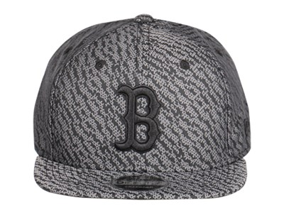 Boston Red Sox MLB Boost Hook Black 9FIFTY Cap
