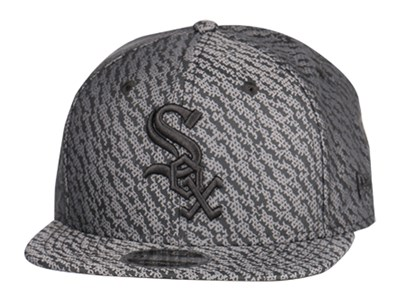 Chicago White Sox MLB Boost Hook Black 9FIFTY Cap