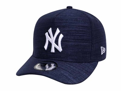 New York Yankees MLB Slow Made Navy 9FORTY D-Frame Cap