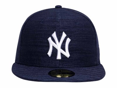 New York Yankees MLB Slow Made Navy 59FIFTY Cap
