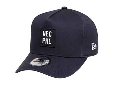 17f5a29624e New Era NEC PHL Navy 9FORTY D-Frame Cap (ESSENTIAL) ...