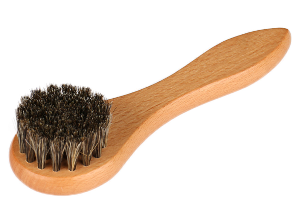 New Era Wooden Brown Brush CAP CLEANING  07434041245