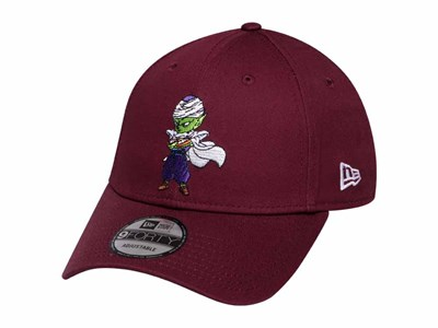 Piccolo Dragon Ball Z Maroon 9FORTY Cap