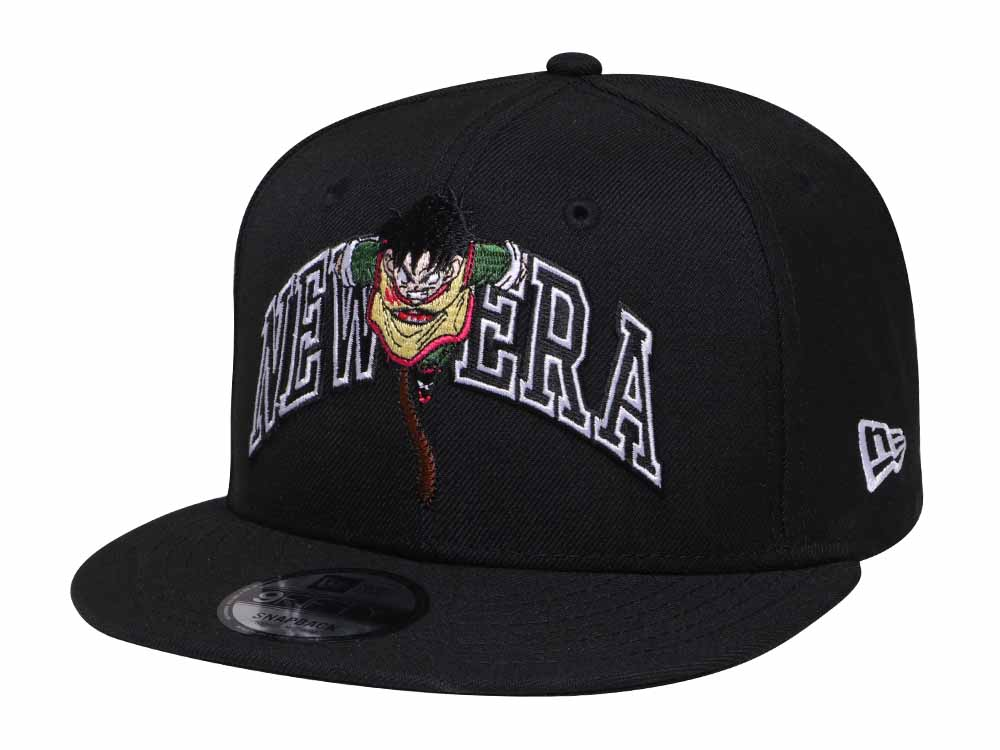New Era Gohan Dragon Ball Z Black 9FIFTY Cap  41d097dba94