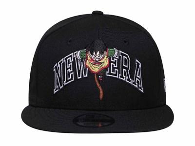 bf6044b5121 ... New Era Gohan Dragon Ball Z Black 9FIFTY Cap
