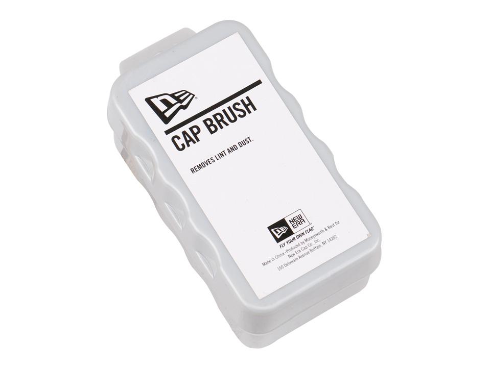 New Era Plastic Brush White CAP CLEANING  3117baa5f73