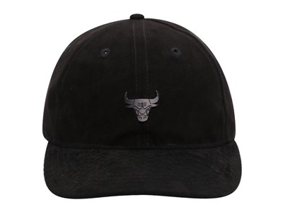 ... Chicago Bulls NBA Snake Skin Black 9FIFTY Cap f30af02edb5