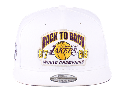 Los Angeles Lakers NBA '87-'88 Champions 9FIFTY