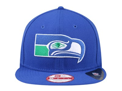Seattle Seahawks NFL Retro Logo 9FIFTY Cap