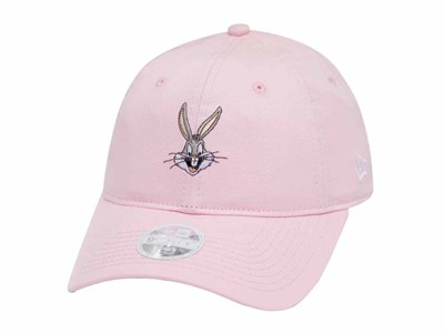 Bugs Bunny Looney Tunes Pink 9FORTY Unstructured Cap