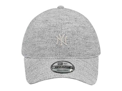 8a9225fea98 ... New York Yankees MLB Marled Cotton Gray 9TWENTY Cap