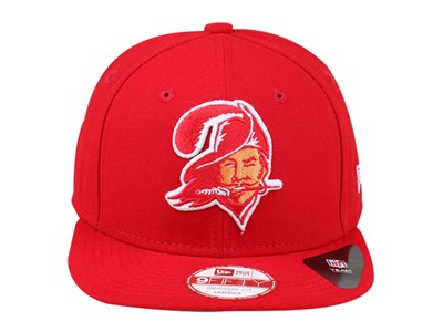 Tampa Bay Buccaneers NFL Retro Logo 9FIFTY Cap