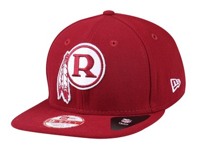 Washington Redskins NFL Retro Logo 9FIFTY Cap