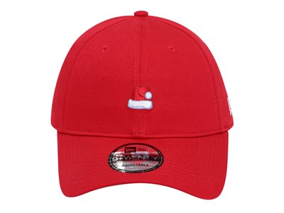 New Era Santa's Hat Christmas Scarlet 9TWENTY Cap