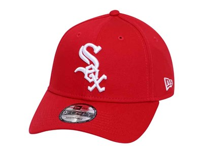 Chicago White Sox MLB Scarlet  9FORTY Cap