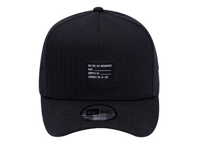 8c544df5ab8 ... New Era Vintage Herringbone Black 9FORTY D-Frame Cap