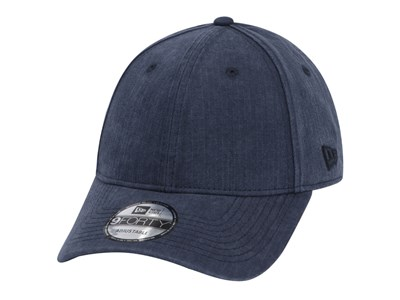 New Era NYC Vintage Herringbone Navy 9FORTY Cap (LAST STOCK)
