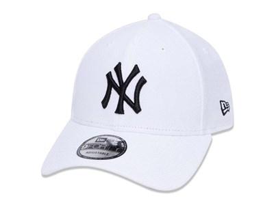 New York Yankees MLB Diamond Era White 9FORTY Cap ... 751278434c