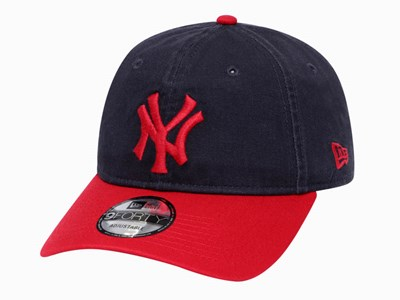 New York Yankees MLB Cooperstown 82 Navy Scarlet Unstructured 9Forty Cap
