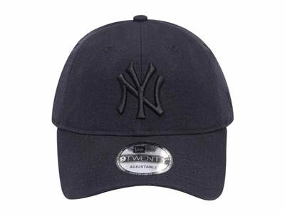 c3874398e3e ... New York Yankees MLB Cordura Water Resistant Black on Black 9TWENTY Cap