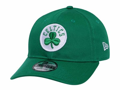 1491f95483a39 Boston Celtics NBA Free Throw Green 9TWENTY Cap ...