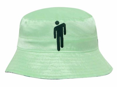 663a2886f1c Billie Eilish Dolla Billie Music Green Reversible Bucket Cap (ONLINE  EXCLUSIVE) ...