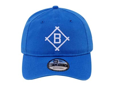 New Era Brooklyn Dodgers MLB Cooperstown 82 Blue Unstructured 9Forty Cap