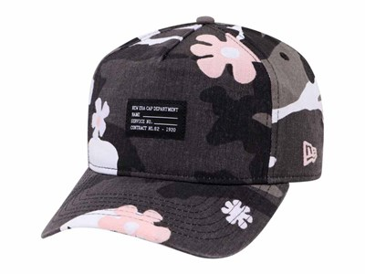 New Era Urban Flower 82 Camouflage K-Frame 9Forty Cap