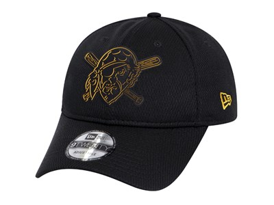 75b125651 Shop New Era Exclusives and New Arrivals. Pittsburgh Pirates MLB Clubhouse  Black 9TWENTY Cap ...