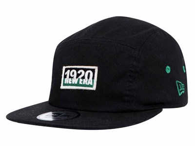 New Era 1920 Black Jet Cap