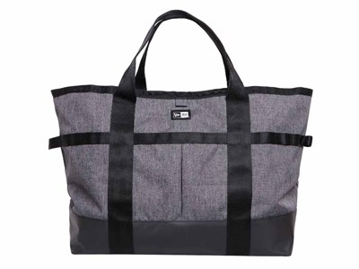 New Era 1680D Large Heather Gray Tote Bag