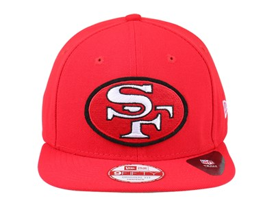 San Francisco 49ers NFL Retro Logo 9FIFTY Cap