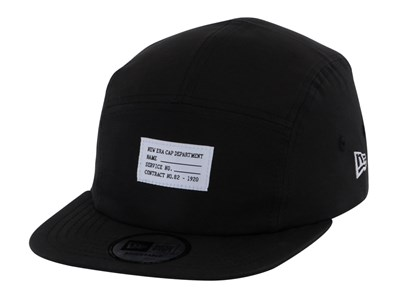 New Era Dobby Black Jet Cap