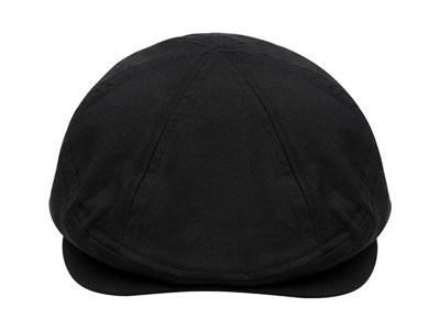 New Era Black Cotton EK Driver Cap
