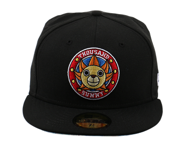 Thousand Sunny One Piece 59FIFTY Cap