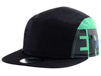 8d4c7e98c95 New Era Side Colored Blue Green Black Jet Cap ...
