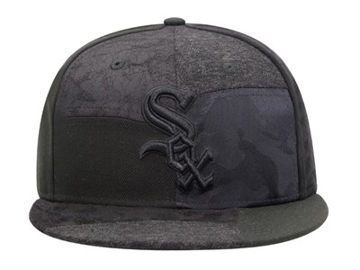 418ad05beb5 ... Chicago White Sox MLB Premium Patched Black 9FIFTY Cap. New