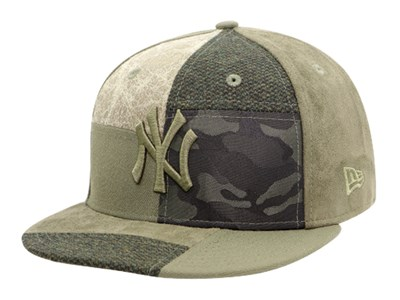 cb32085212c6b New York Yankees MLB Premium Patched Camo 9FIFTY Cap ...